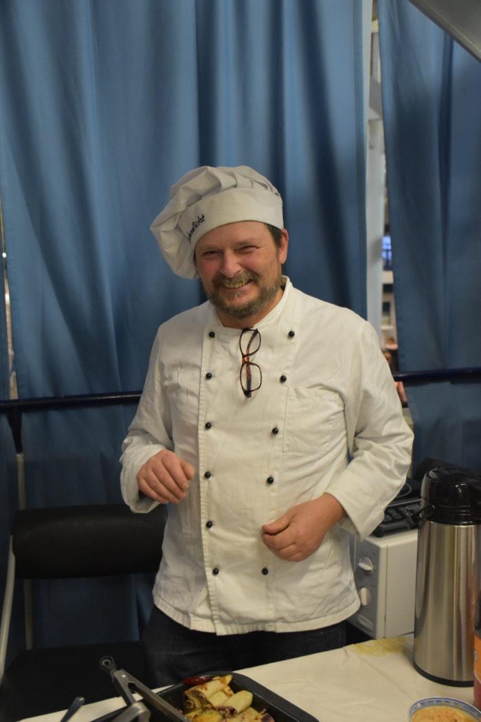 Chefkoch Uwe vom Küchenlicht-Podcast